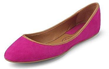 Ballerina INSTINCT von Ash in pink für Damen. Gr. 37,39