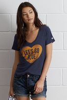 Tailgate Michigan Go Blue V-Neck