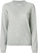 Maison Margiela classic knitted top - women - Wool - S