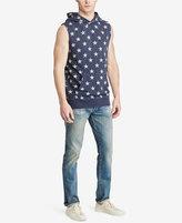 Denim & Supply Ralph Lauren Men's Cotton Sleeveless Hoodie