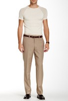Louis Raphael Solid Stretch Dress Slim Fit Pant