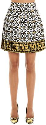 Versace belts Meduse Skirt