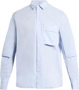 Oamc Canopy cotton shirt