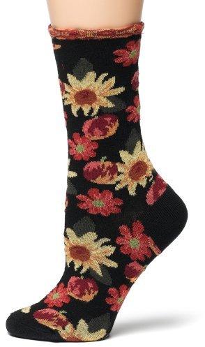 Ozone Women's Petunia Pomme Soleil Socks