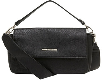 Tony Bianco 07341 George Flap Over Shoulder Bag