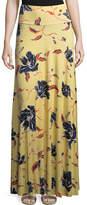 Rachel Pally Tulip-Print Long Full Convertible Skirt