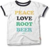 PREFRESH - Kids Peace Love Root Beer Tee