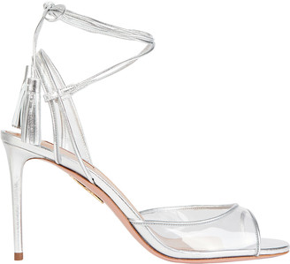 Aquazzura Nudist 85 Strappy Sandals