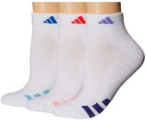 adidas Cushioned Variegated 3-Pack Low Cut Socks