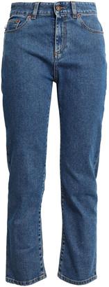 Fiorucci Yves High-rise Slim-leg Jeans