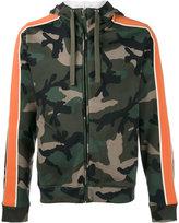 Valentino camouflage hoodie - men - Cotton/Polyamide - S