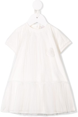 Moncler Enfant Short Sleeve Dress