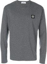 Stone Island classic sweatshirt - men - Cotton - S