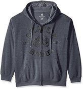 Rocawear Men's Big and Tall Legacy Fleece Hoody
