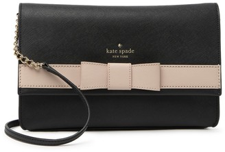 Kate Spade Leather Veronique Crossbody Bag