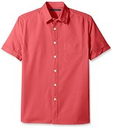 Perry Ellis Men's Short Sleeve Shirt