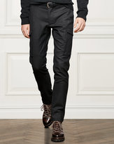 Ralph Lauren Slim-fit Wool Cargo Pant