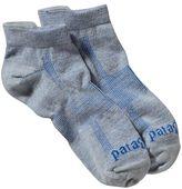 Patagonia Ultra Lightweight Merino Run Anklet Socks