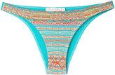 Cecilia Prado crochet bikini bottom - women - Acrylic/Polyamide/Spandex/Elastane/Metallic Fibre - S