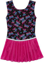 Jacques Moret Jacques Mort Sleeveless Ombre Butterfly Skirtall - Girls 7-16