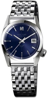 MARCH LA.B Stainless Steel AM69 Watch 36mm