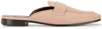Bougeotte Flat Loafer Mules