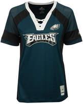Majestic Women's Philadelphia Eagles Draft Me T-Shirt