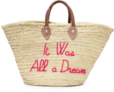 Poolside Bags It Was All a Dream Tote