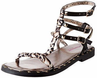 Les Tropéziennes Women's Calix Flat Sandal