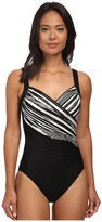 Miraclesuit Barcode Sanibel One-Piece