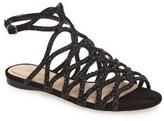 Imagine by Vince Camuto Women's Ralee Glitter Sandal