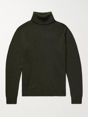 Massimo Alba Cashmere Rollneck Sweater