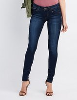 Charlotte Russe Push-Up Skinny Jeans