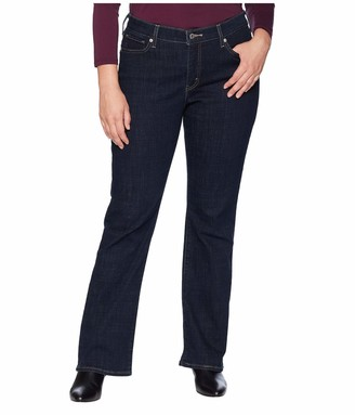 Levi's Women's Plus-Size Classic Bootcut Jeans