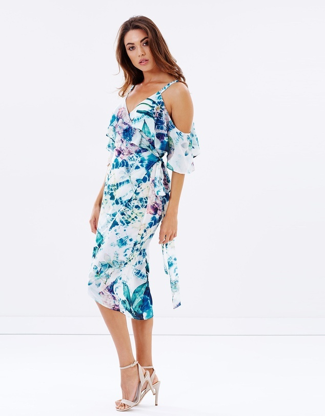Ipanema Wrap Dress