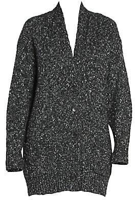 Etoile Isabel Marant Women's Scott Oversize Knit Cardigan
