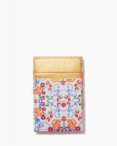 Charming charlie Tropical Trellis Magic Wallet