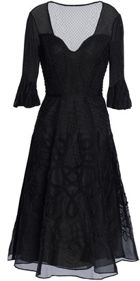 Temperley London 3/4 length dresses