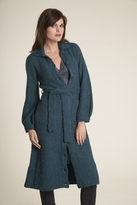 Plenty by Tracy Reese Cozy Coat in Teal