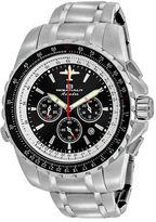 Oceanaut Mens Silver Tone Bracelet Watch-Oc0111