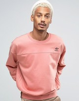 adidas Fallen Future Sweat In Pink BR1809