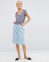 Minimum Edle Denim Skirt