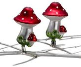 Kurt Adler Mushroom Ornament