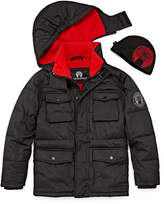 Weatherproof Heavyweight Puffer Jacket - Boys-Big Kid