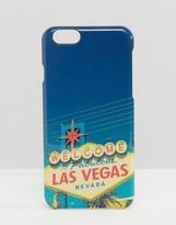 Signature Las Vegas Print iPhone 6 cover