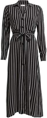Flynn Skye Sabrina Striped Shirt Dress