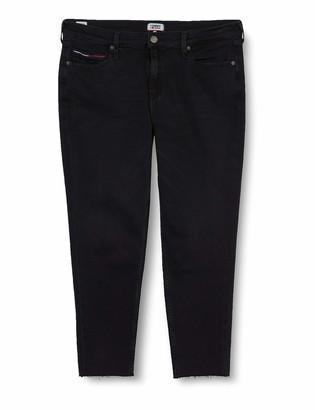 Tommy Jeans Women's Nora Mr Skinny Ankle Jsbk Straight Jeans