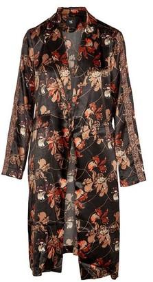 NU DENMARK - Blair Floral Long Line Blazer - XS