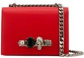 Alexander McQueen Small Jewelled Satchel Bag