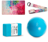 Yoga Accessories Gift Bundle